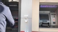 RİZE BELEDİYESİ - Rize'de 184 Bin Kişilik Yoğunluk Öncesi ATM'lerde Koronavirüs Önlemi