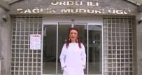 AMBULANS ŞOFÖRÜ - Sağlık Çalışanlarından 'Evinde Kal' Çağrısı