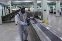 ZEYTİNBURNU BELEDİYESİ - Zeytinburnu'ndaki PTT'ler Dezenfekte Edildi