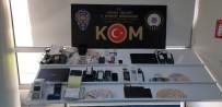 POS CİHAZI - Adana'da Pos Tefeciliği Operasyonu