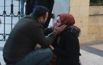 SUBAŞı - Antalya'da Otomobille Valilik Duvarına Çarpan Kadın Gözyaşlarına Boğuldu