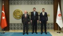 Murat Kurum - Bakanlık Desteğini Başkan Sekmen Müjdeledi