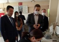 CEYHAN - Ceyhan HEM'de Günlük Bin Adet Maske Üretilmeye Başlandı