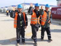 RUSYA FEDERASYONU - Çinliler Türkiye'de Çalışma İzninde İlk 10'Da Yer Alıyor