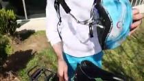 KALP MASAJI - Doktoru Zayıflatan Bisiklet 'Evde Sağlık Hizmeti'nin Aracı Da Oldu