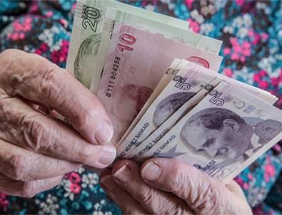 Emeklilere erken ödeme yapılacak!