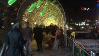 NEVRUZ BAYRAMı - İran'da Tüm Uyarılara Rağmen Halk Sokağa Çıkmaya Devam Ediyor