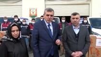 TOPLUM DESTEKLI POLISLIK - Şanlıurfa, Gaziantep Ve Malatya'da Koronavirüs Tedbirleri
