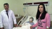 HARRAN ÜNIVERSITESI - Üniversite Hayalini Karaciğer Dokusu Verdiği Annesinin Sağlığı İçin Erteledi