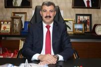 Fahrettin Koca - AK Parti İl Başkanı Altınsoy Açıklaması 'Birlikte Başaracağız'