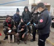 AKSARAY BELEDİYESİ - Aksaray'da Polis Ve Zabıta 65 Yaş Üstü Denetiminde