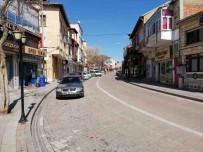 YABANCI TURİST - Avanos Sokakları Boş Kaldı