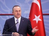 BÜYÜK GÖÇ - Bakan Çavuşoğlu'ndan AB'nin Suriye Konusundaki Tutumuyla İlgili Makale