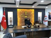NAFAKA - Erzincan Baro Başkanı Aktürk Açıklaması 'İcra Takipleri 30 Nisan 2020 Tarihine Kadar Durdurulmuştur'