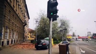 Hırvatistan'da 5.3 büyüklüğünde deprem