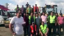 ONARIM ÇALIŞMASI - Irak'taki Türk İşçilerden Sağlık Çalışanlarına Alkışlı Destek