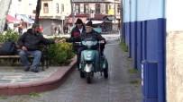 HAYALET - İstanbul'da 65 Yaş Üstü Yaşlılar Sokağa Çıkma Yasağına Uymadı