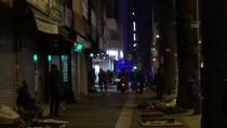 FEVZIPAŞA - İzmir'de Vatandaşlardan Seyyar Satıcılara Koronavirüs Tepkisi