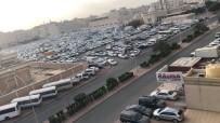KUVEYT - Kuveyt'te Kısmi Sokağa Çıkma Yasağı Yürürlüğe Girdi