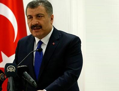 Sağlık Bakanı Koca Koronavirüs'te son rakamları paylaştı