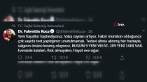Fahrettin Koca - Sağlık Bakanlığından, Bakan Koca'nın Resmi Sosyal Medya Hesaplarına İlişkin Açıklama Açıklaması