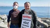 SEYYAR SATICILAR - Seyyar Satıcılar Korona Virüs Nedeniyle Maske Satmaya Başladı