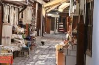YABANCI TURİST - Tarihi Kent Boş Kaldı
