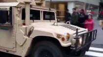 BELEDİYE ÇALIŞANI - ABD'de 3 Eyalette Ulusal Muhafızlar Görevlendirildi