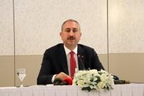 METİN FEYZİOĞLU - Adalet Bakanı Gül Korona Virüs Salgınına Karşı Alınan Tedbirleri Açıkladı