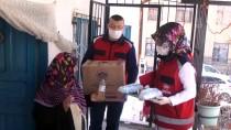 AKSARAY BELEDİYESİ - Aksaray Belediyesi 60 Yaş Ve Üstündekilerin İhtiyaçlarını Karşılıyor