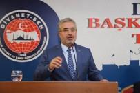 AMBULANS ŞOFÖRÜ - Arvas Açıklaması 'Din Görevlisine Dil Uzatmak Kimsenin Haddi Değil'