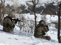 POLİS ÖZEL HAREKAT - Bingöl'de 'Kapan-9 Karer Operasyonu' Başlatıldı