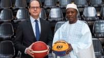 ULUSLARARASI OLİMPİYAT KOMİTESİ - FIBA Başkanı Niang Ve Genel Sekreter Zagklis'den Basketbol Dünyasına Mesaj