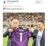 FİORENTİNA - Fiorentina'dan Fatih Terim'e Destek Mesajı