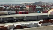 GÜMRÜK KAPISI - İhracat Ürünleri Van'dan Demir Yoluyla İran'a Gönderiliyor