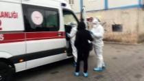 BEYOĞLU BELEDIYESI - İstanbul'da Hastaneden Kaçan Kadın, Polisi Harekete Geçirdi