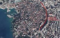 TEKERLEKLİ SANDALYE - Kaleiçi'ne Ziyaret Kolaylaşacak