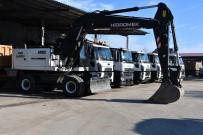 Kemer Belediyesi, Araç Filosunu Yeniliyor