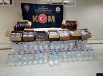 ALKOLLÜ İÇKİ - Kilis'te Kaçak İçki Ele Geçirildi