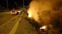 Mersin Antalya Karayolu Çevresinde 3 Ayrı Yangın