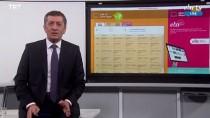 ÖĞRETMENLIK - Milli Eğitim Bakanı Ziya Selçuk Uzaktan Eğitimin İlk Dersini Verdi