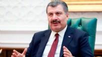 Fahrettin Koca - Sağlık Bakanı Koca: Özel ilaç getirdik