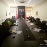 HAYVAN PAZARI - Tarım İl Müdürü Saylak Alınan Tedbirleri Açıkladı