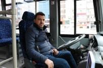 OTOBÜS ŞOFÖRÜ - Yaşlı Kadın Yasağa Rağmen Otobüse Binmek İçin Dakikalarca Direndi