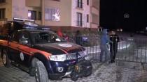 ABANT - Yurt Dışından Gelen Yolcular Bolu'daki Öğrenci Yurduna Yerleştirildi