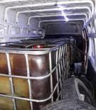 MADENİ YAĞ - Ceyhan'da 2,5 Ton Kaçak Madeni Yağ Ele Geçirildi