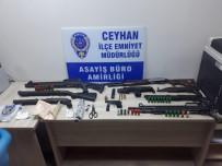 CEYHAN - Ceyhan'da 2 Kişinin Silahla Yaralandığı Olaya 12 Gözaltı