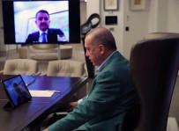 SÜLEYMAN SOYLU - Cumhurbaşkanı Erdoğan Açıklaması 'Adımlarımızı Eş Güdüm İçerisinde Atmayı Sürdürüyoruz'