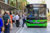 BELEDIYE OTOBÜSÜ - Denizli'de Eczacılar Da Belediye Otobüslerinden Ücretsiz Yararlanacak