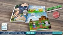 SAYıLAR - 'Edremit Çocuk' Dergisi Yayın Hayatına Başladı